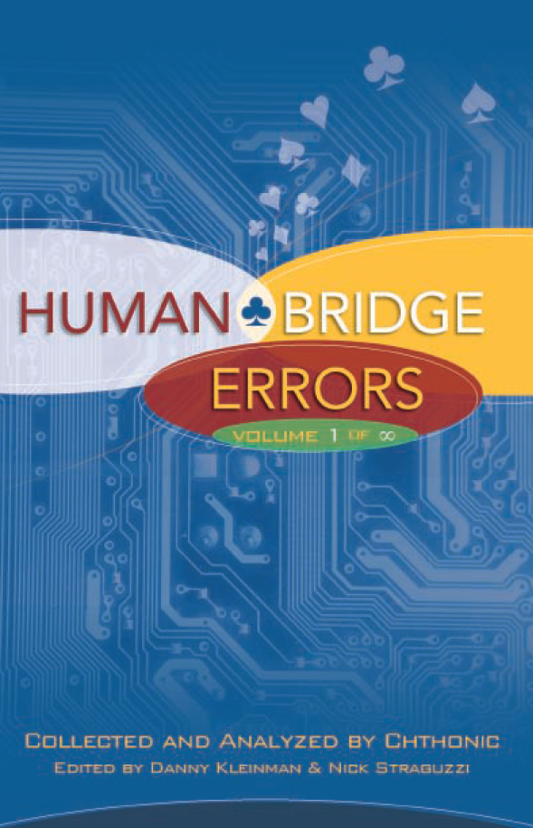 Human Bridge Errors, Dany Kleinman