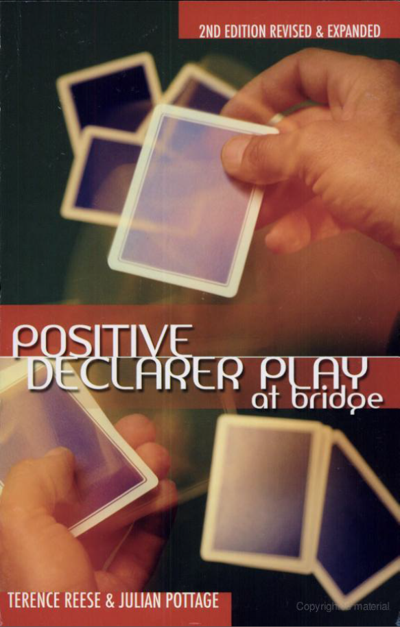 Positive Declarer Play, Terence Reese, Julian Pottage